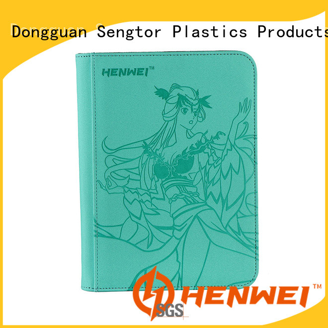 HENWEI high quality card binder factory for wholesale