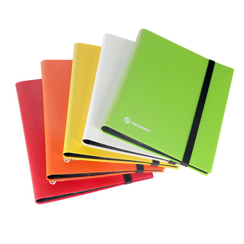 9-pocket pp card binder holder album for board game
