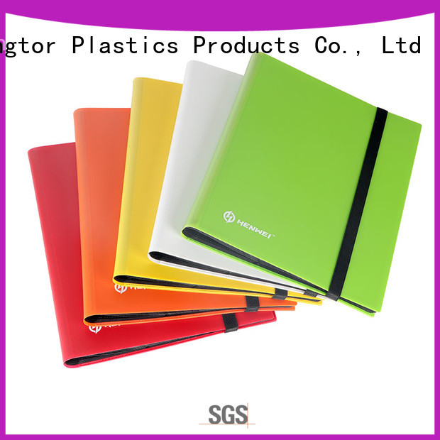 HENWEI card binder manufacturer for sale
