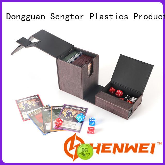 custom deck box supplier for wholesale