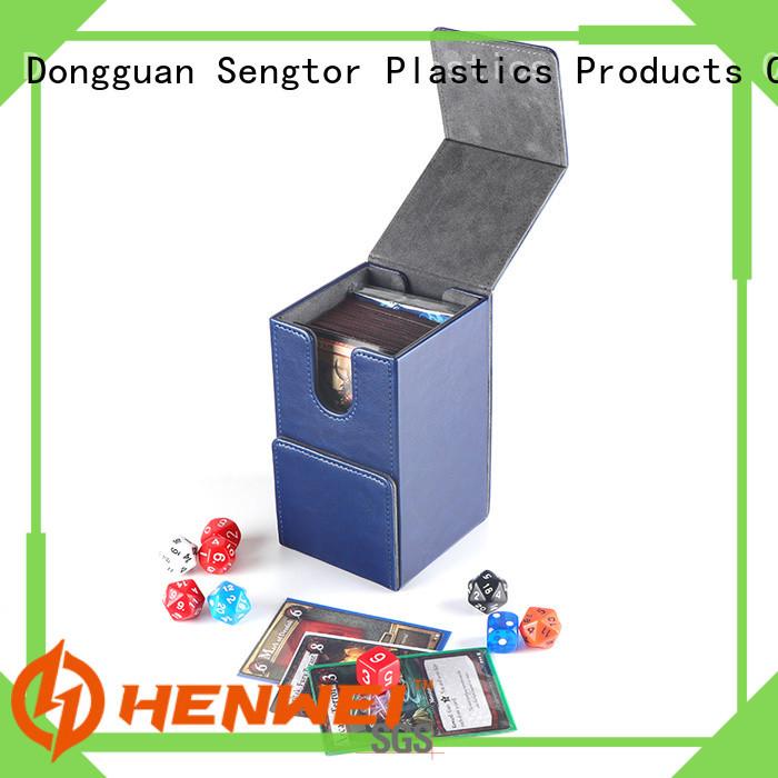 custom deck box provider for wholesale