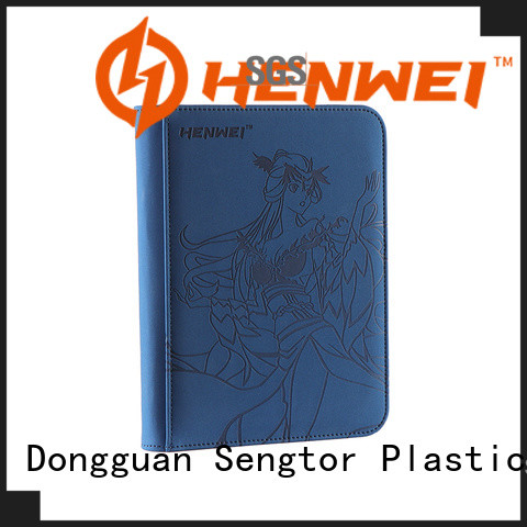 HENWEI card binder overseas trader for wholesale