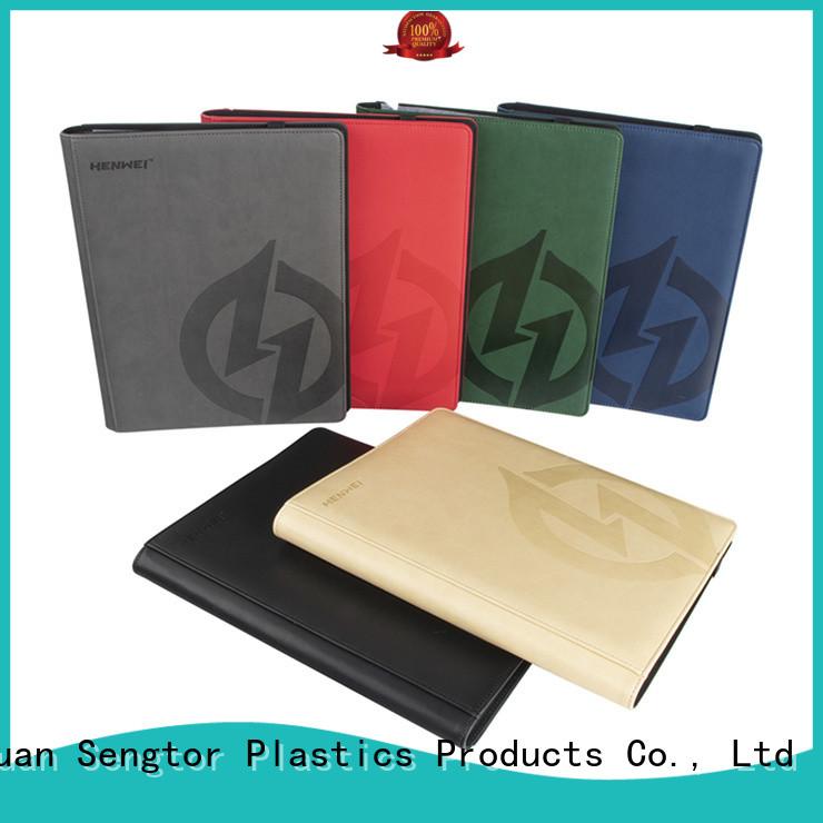 HENWEI oem odm card binder manufacturer for businessman