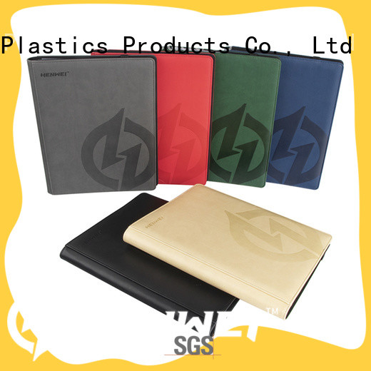 HENWEI oem odm card binder manufacturer for sale