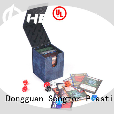 HENWEI oem odm deck box from China for cards