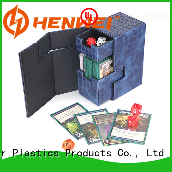 oem odm deck box from China for cards