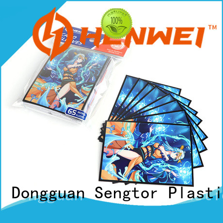 most popular trading card sleeves manufacturer for importer