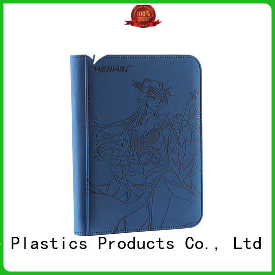 HENWEI card binder overseas trader for sale