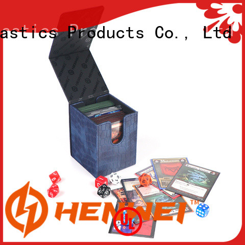HENWEI factory directly supply deck box from China for wholesale