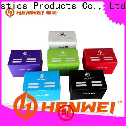 HENWEI oem odm deck box manufacturer for products