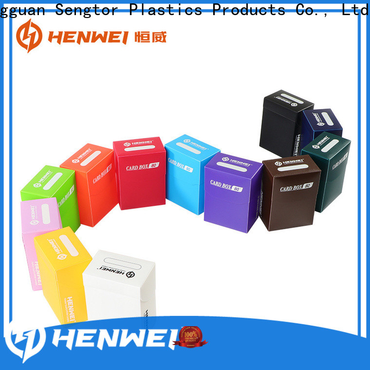 HENWEI small deck box factory for wholesale