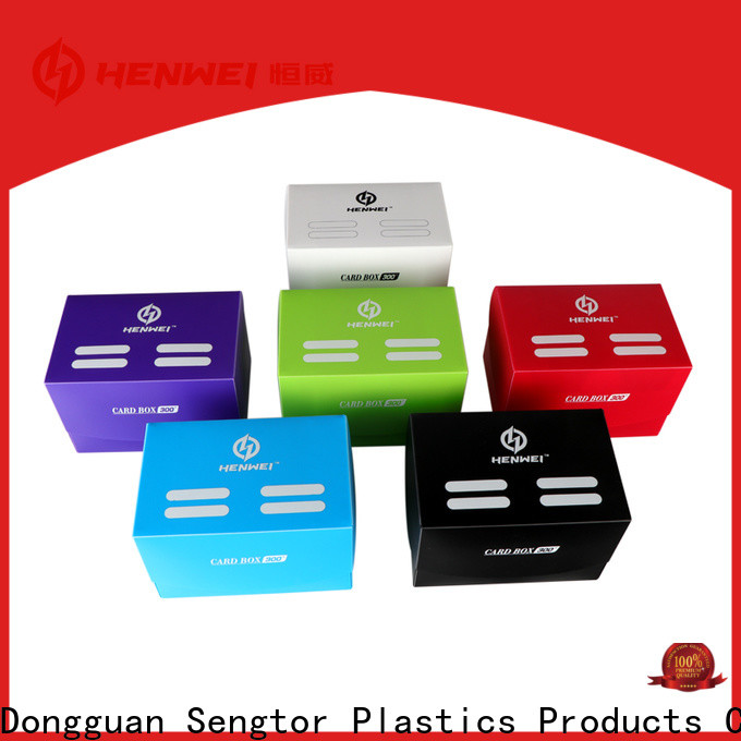 HENWEI small deck box from China for sale