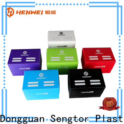 HENWEI pp box manufacturer for products