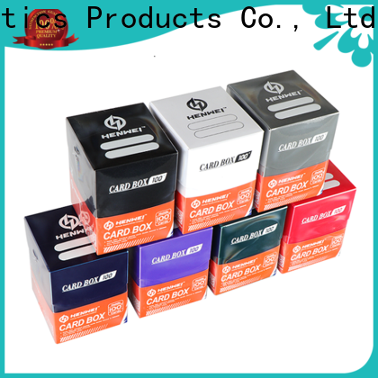 100% quality magic deck box factory for importer