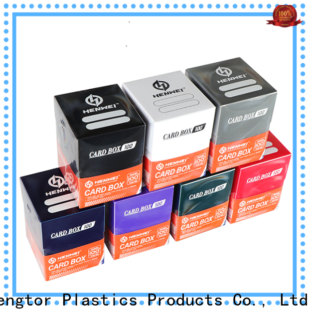 latest card box wholesale for importer