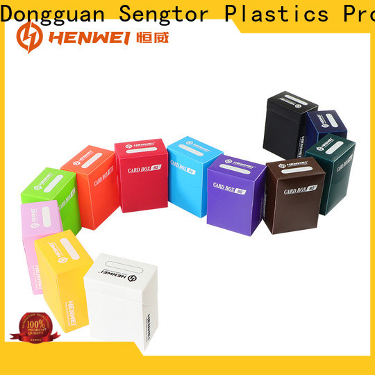 HENWEI board game packaging factory for wholesale