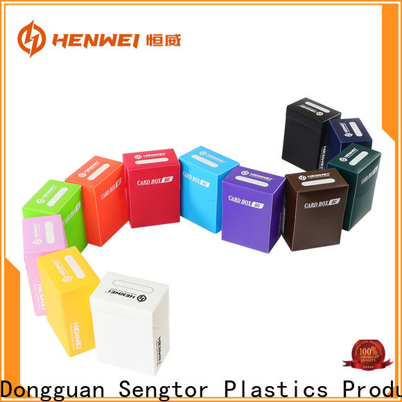 HENWEI custom pp box factory for sale