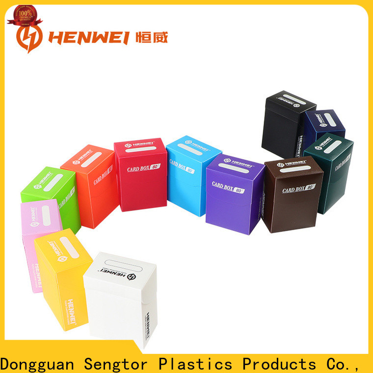 new pp box supplier for products
