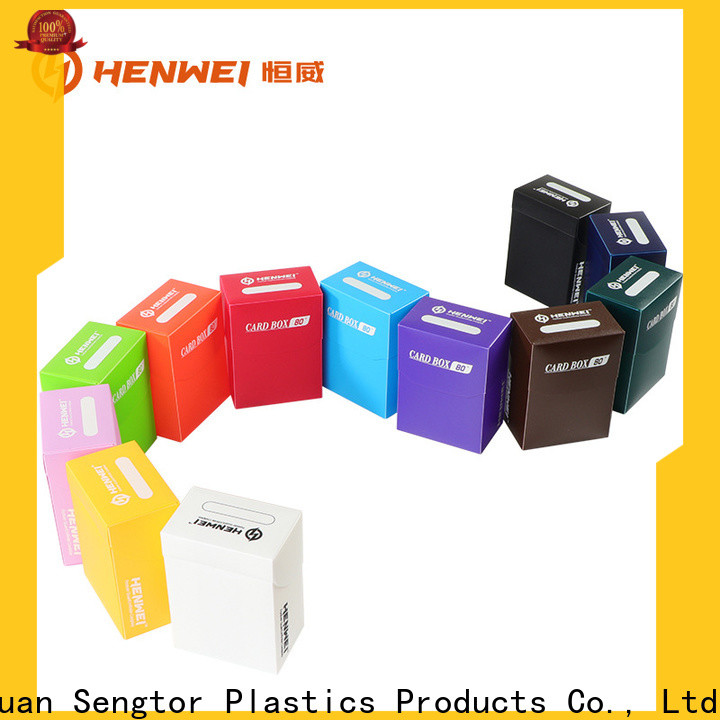 HENWEI board game box overseas trader for importer