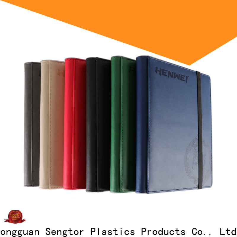 latest football card binder one-stop services for importer