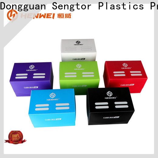 latest trading card boxes factory for wholesale