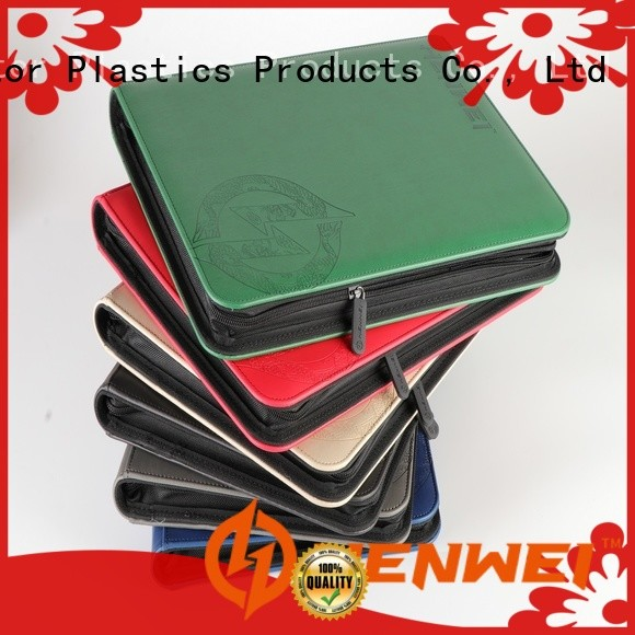 HENWEI trading card binder wholesale for wholesale