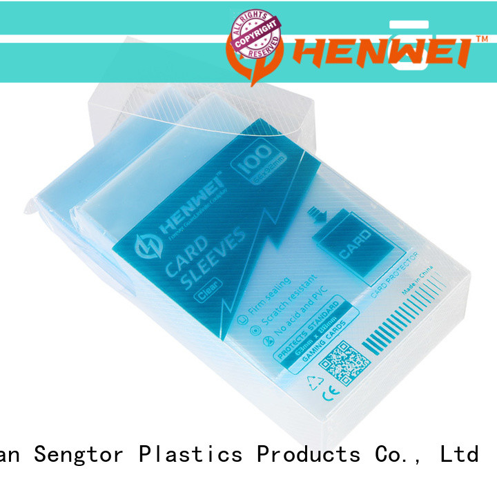 HENWEI deck protector supplier for trader