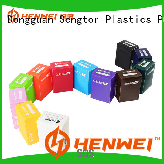 HENWEI 100% quality magnetic box wholesale for sale