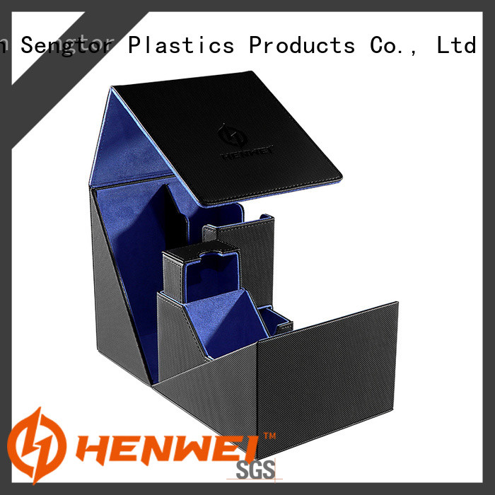 HENWEI board game packaging supplier for importer