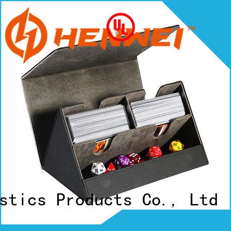 HENWEI 100% quality board game packaging supplier for importer