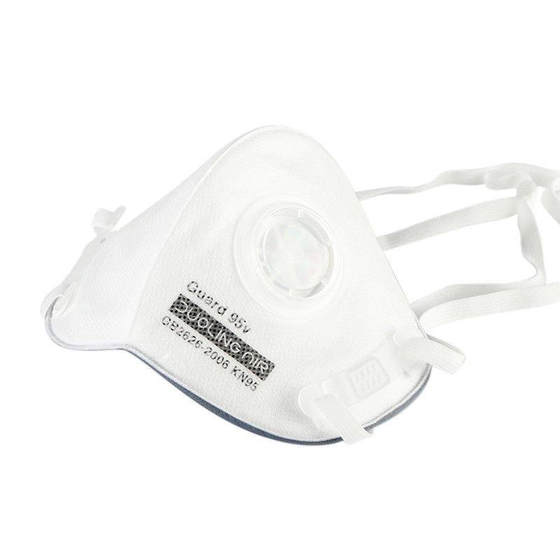 Stock KN95 Labor Protection Disposable Face Mouth Mask