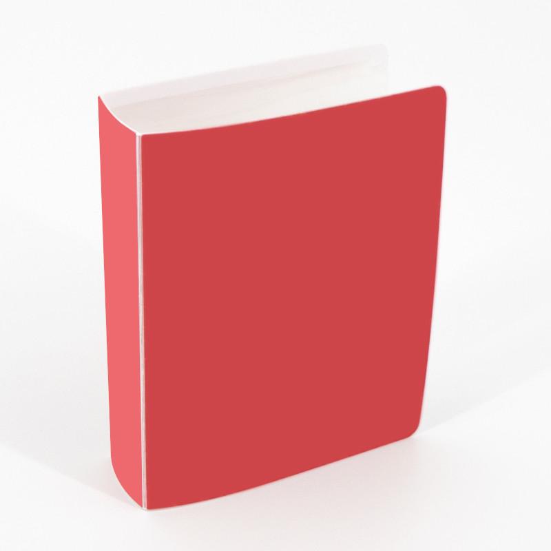 Single frame red PP album