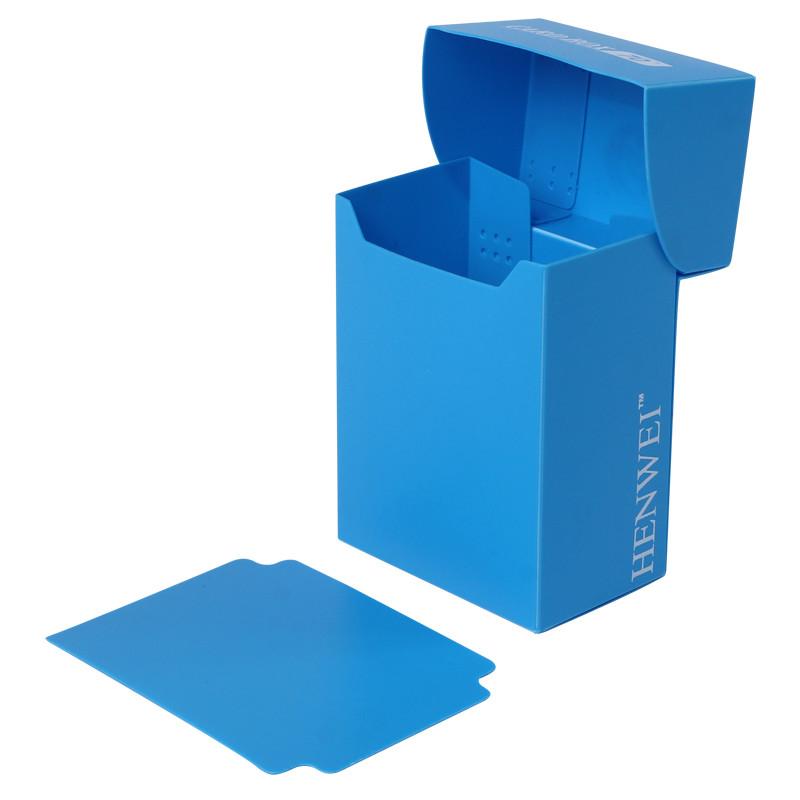 Single color 70+ capacity PP card box