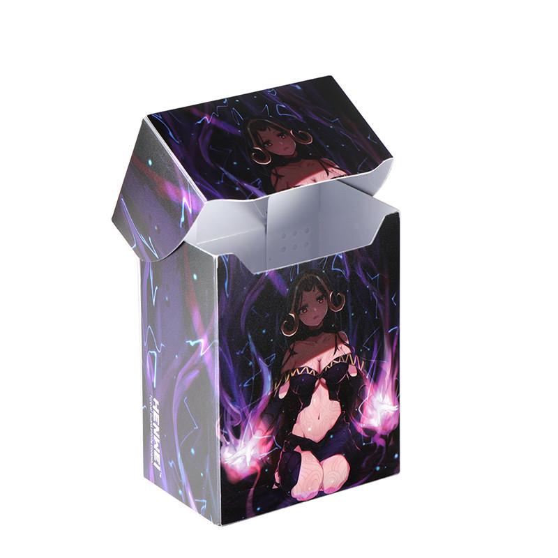Anime series PP card box