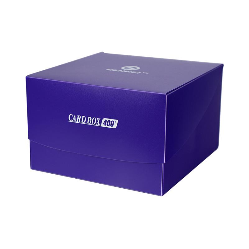 PP material 400+ capacity card box