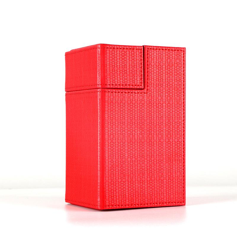 PU material M2 series red deck box