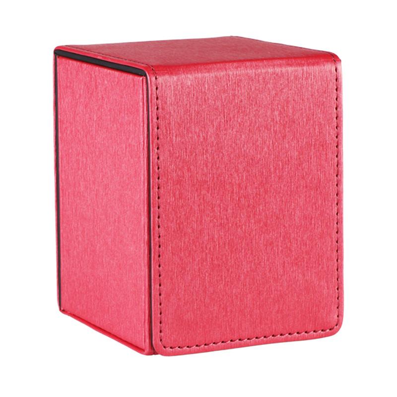 PU material red full cover series deck box