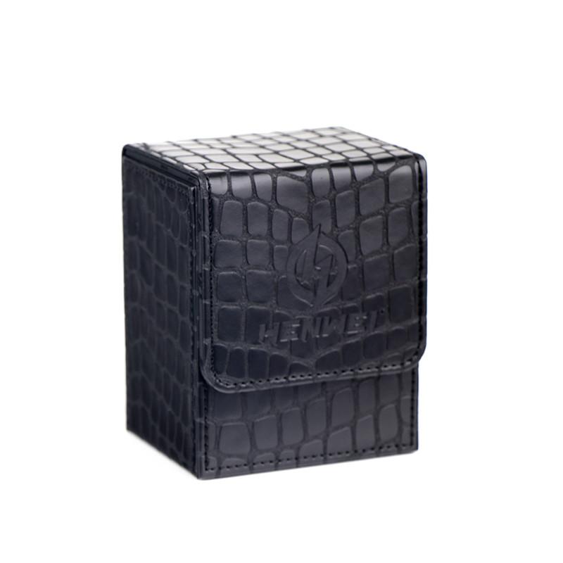 PU material Kirin series single door black deck box