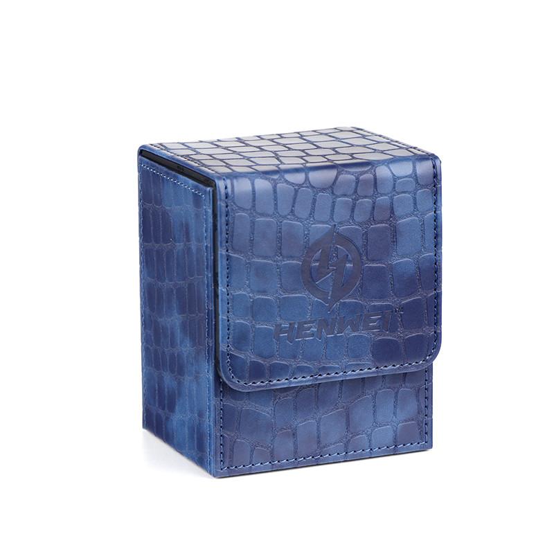 PU material Kirin series single door blue deck box