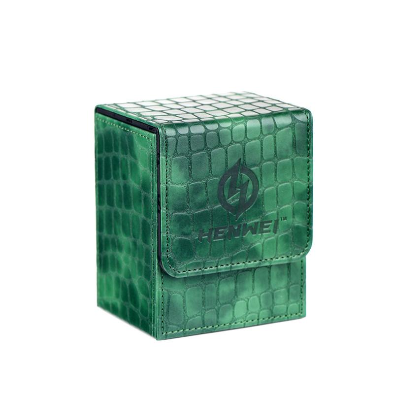 PU material Kirin series single door green deck box