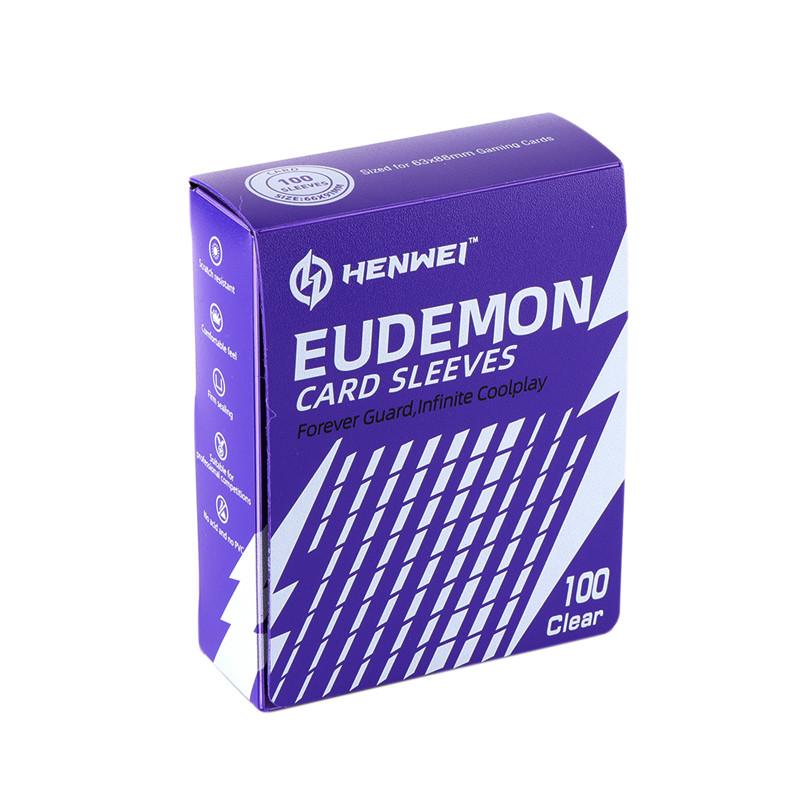 Guardian Series Purple Card sleeves