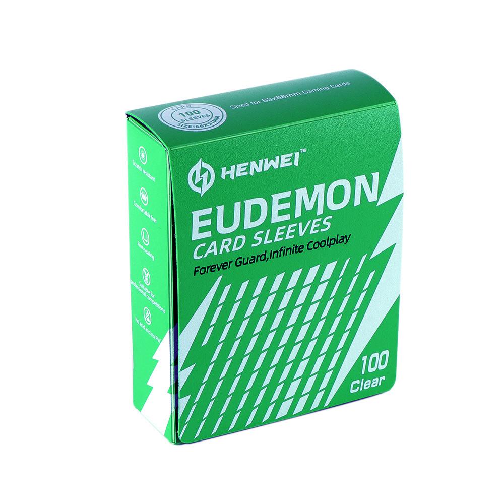 Guardian Series light green Card sleeves