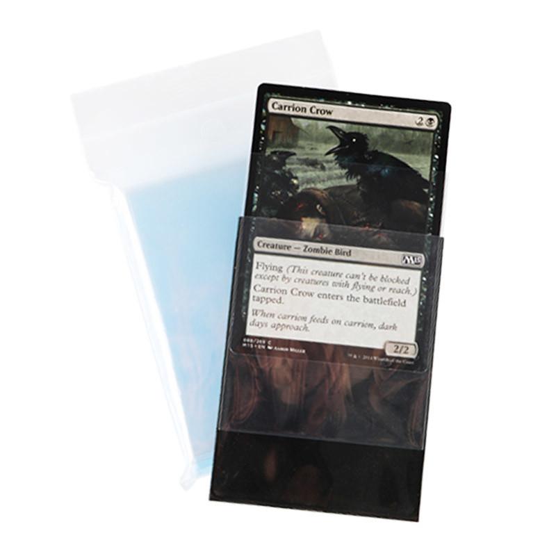 Magic card sleeve liner